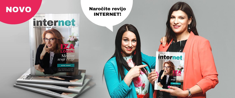 Revija INTERNET